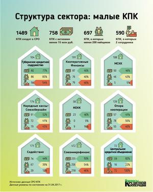 Инфографика Малые КПК