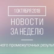 Новости кредитной кооперации. 1 октября 2018